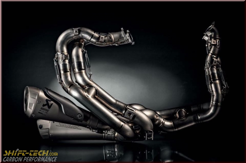 St1852 96481381a Akrapovic Panigale V4 S Full Race Exhaust Email